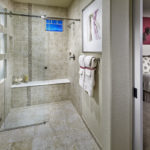 valencia master bathroom