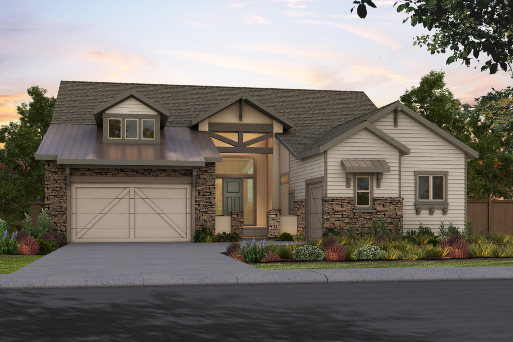 Reduced 50k Expansive Ranch Home With 5 Car Garage: Vantage Homes