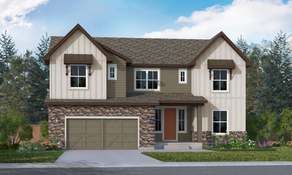 Briarwood Vantage Homes