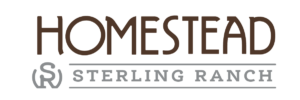 Homestead Sterling Ranch Logo
